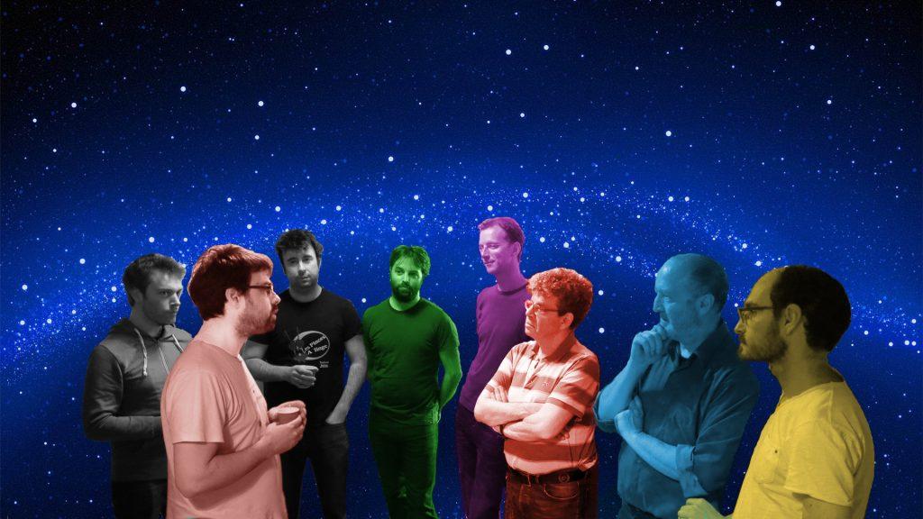 Visuel A la Caresse de l'Univers